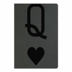 Блокнот А5 Playing Cards Queen