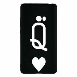 Чехол для Xiaomi Mi Note 2 Playing Cards Queen