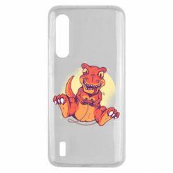 Чехол для Xiaomi Mi9 Lite Playing dinosaur