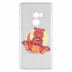 Чехол для Xiaomi Mi Mix 2 Playing dinosaur