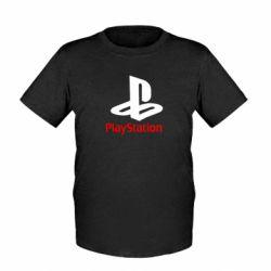 Детская футболка PlayStation - FatLine