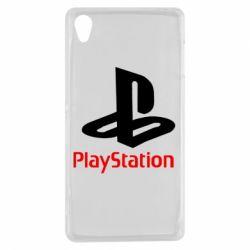 Чохол для Sony Xperia Z3 PlayStation - FatLine