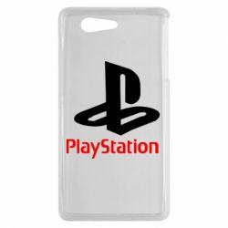 Чохол для Sony Xperia Z3 mini PlayStation - FatLine