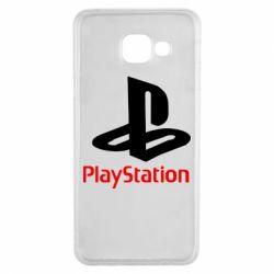 Чохол для Samsung A3 2016 PlayStation - FatLine