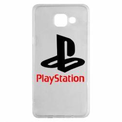 Чохол для Samsung A5 2016 PlayStation - FatLine