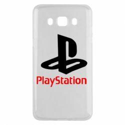 Чохол для Samsung J5 2016 PlayStation - FatLine