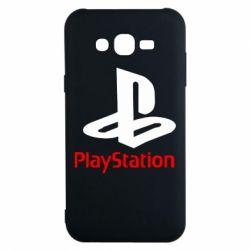 Чохол для Samsung J7 2015 PlayStation - FatLine