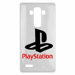 Чохол для LG G4 PlayStation - FatLine