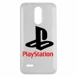 Чохол для LG K7 2017 PlayStation - FatLine