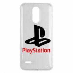 Чохол для LG K8 2017 PlayStation - FatLine