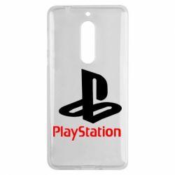 Чохол для Nokia 5 PlayStation - FatLine