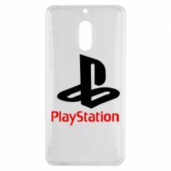 Чохол для Nokia 6 PlayStation - FatLine
