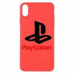 Чохол для iPhone Xs Max PlayStation - FatLine