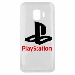 Чохол для Samsung J2 Core PlayStation - FatLine
