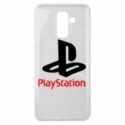 Чохол для Samsung J8 2018 PlayStation - FatLine