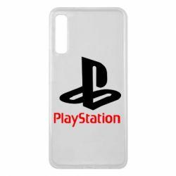 Чохол для Samsung A7 2018 PlayStation - FatLine