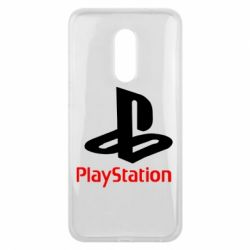 Чохол для Meizu 16 plus PlayStation - FatLine