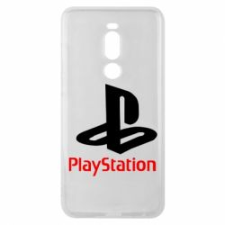 Чохол для Meizu Note 8 PlayStation - FatLine