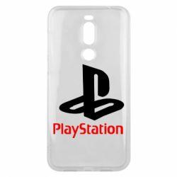 Чохол для Meizu X8 PlayStation - FatLine
