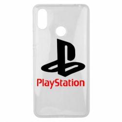Чохол для Xiaomi Mi Max 3 PlayStation - FatLine