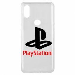 Чохол для Xiaomi Mi Mix 3 PlayStation - FatLine