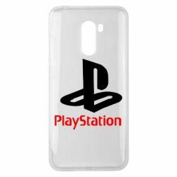 Чохол для Xiaomi Pocophone F1 PlayStation - FatLine