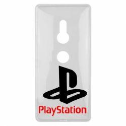Чохол для Sony Xperia XZ2 PlayStation - FatLine