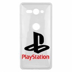 Чохол для Sony Xperia XZ2 Compact PlayStation - FatLine