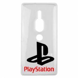 Чохол для Sony Xperia XZ2 Premium PlayStation - FatLine
