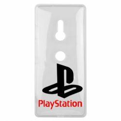 Чохол для Sony Xperia XZ3 PlayStation - FatLine