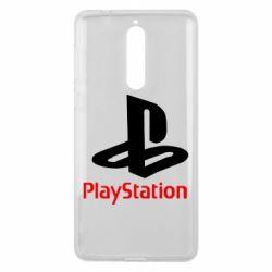 Чохол для Nokia 8 PlayStation - FatLine