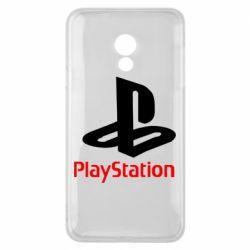 Чохол для Meizu 15 Lite PlayStation - FatLine