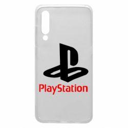Чехол для Xiaomi Mi9 PlayStation