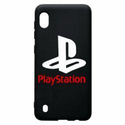 Чехол для Samsung A10 PlayStation