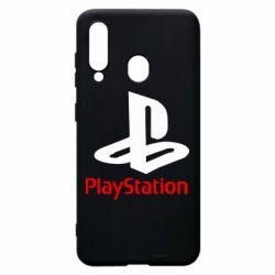 Чехол для Samsung A60 PlayStation