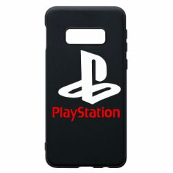 Чехол для Samsung S10e PlayStation