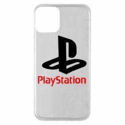 Чехол для iPhone 11 PlayStation