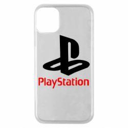 Чехол для iPhone 11 Pro PlayStation