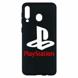 Чехол для Samsung M30 PlayStation