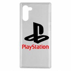 Чехол для Samsung Note 10 PlayStation