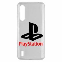 Чехол для Xiaomi Mi9 Lite PlayStation