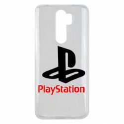 Чохол для Xiaomi Redmi Note 8 Pro PlayStation