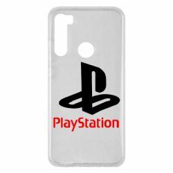 Чохол для Xiaomi Redmi Note 8 PlayStation