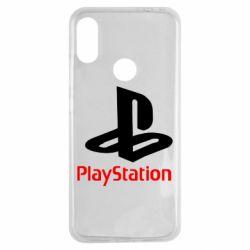 Чохол для Xiaomi Redmi Note 7 PlayStation