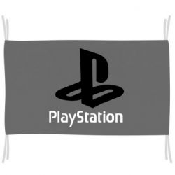 Флаг PlayStation