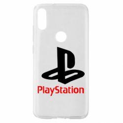 Чехол для Xiaomi Mi Play PlayStation
