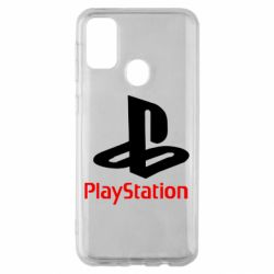 Чехол для Samsung M30s PlayStation