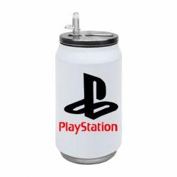 Термобанка 350ml PlayStation