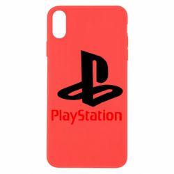 Чохол для iPhone X PlayStation - FatLine