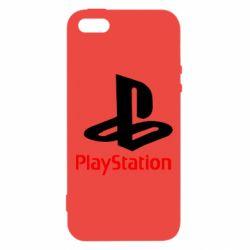Чохол для iphone 5/5S/SE PlayStation - FatLine